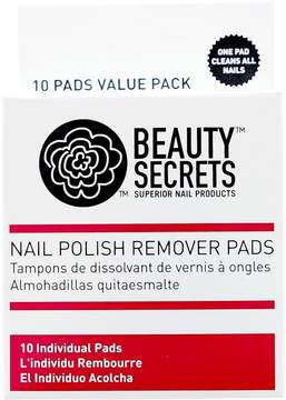 Beauty Secrets Nail Polish Remover Pads