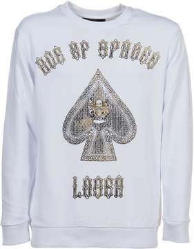 John Richmond Ace Of Spades T-shirt