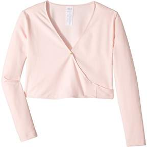 Bloch Crossover Cardigan Girl's Sweater