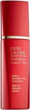 Estée Lauder Nutritious Vitality8 Night Detox Concentrate