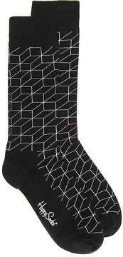 Happy Socks Men's Optic Dress Socks