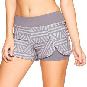 Colosseum Women's Aspirations Split Front Shorts