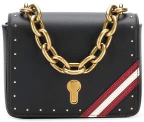 Bally chunky chain tote bag