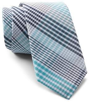 Original Penguin Fairlie Plaid Tie