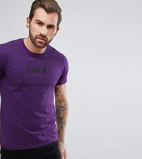 Edwin Logo T-Shirt