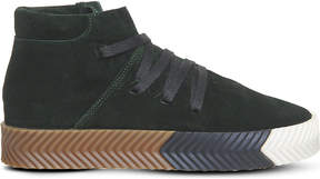 adidas Alexander Wang Skate mid-top suede trainers