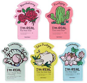 Tony Moly Tonymoly 5-Pc. I'm Real Sheet Mask Set