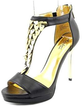 Thalia Sodi Womens Anasta Open Toe Special Occasion Ankle Strap Sandals.