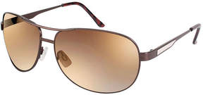Arizona Full Frame Aviator UV Protection Sunglasses-Mens