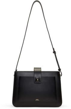A.P.C. Black Albane Bag