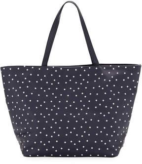 Neiman Marcus Star Print Tote Bag