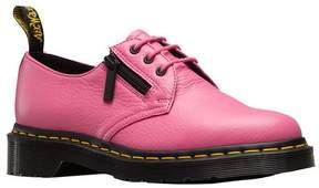 Dr. Martens Women's 1461 3-Eye Zip Shoe