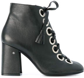 Laurence Dacade lace-up ankle boots