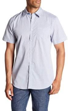Ben Sherman Print Short Sleeve Regular Fit Shirt