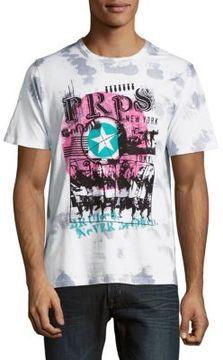 PRPS Front Graphic Cotton Shirt