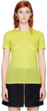 A.P.C. Yellow Bail T-Shirt