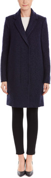 Andrew Marc Laura Wool-Blend Boucle Coat