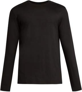 Derek Rose Basel jersey long-sleeved T-shirt