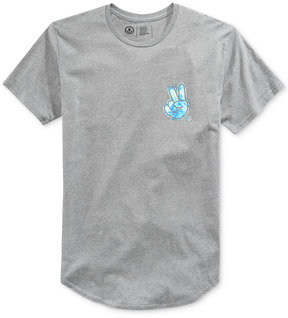 Neff Men's Peace Logo-Print T-Shirt