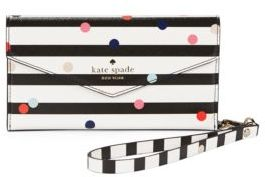 Kate Spade Confetti Envelope Tech Wallet - MULTI COLORED - STYLE