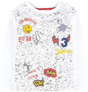 3 Pommes Graphic T-shirt