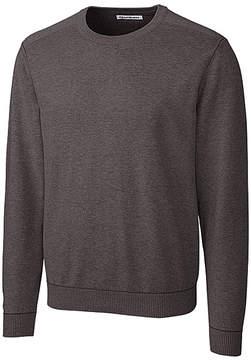 Cutter & Buck Dark Gray Broadview Crew Sweatshirt - Men