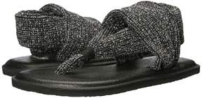 Sanuk Lil Yoga Sling Knitster Girls Shoes