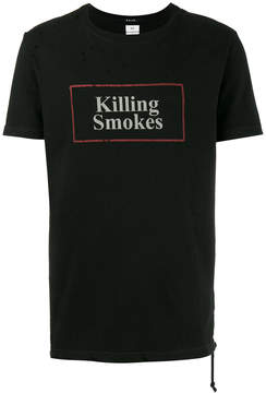 Ksubi Killing Smokes Short Sleeve T shirt