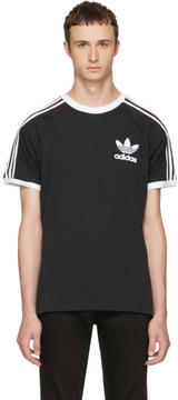 adidas Black and White California T-Shirt