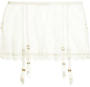 Agent Provocateur Annoushka Lace Suspender Belt