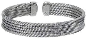 Alor Cable Stainless Steel 5-Row FlexibleCuff