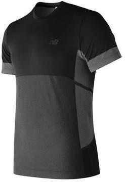 New Balance Men's MT81013 Stretch Short Sleeve Tee