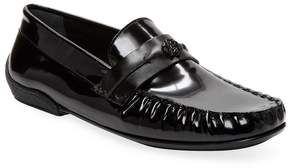 Roberto Cavalli Men's Patent Leather Loafer