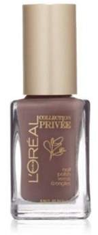 L'Oreal Paris Colour Riche Privee Collection Nail Polish, 630, Liya's Nude.