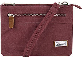 Travelon Anti-Theft Heritage East/West Crossbody Bag