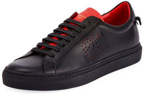 Givenchy Urban Street Leather Low-Top Sneaker