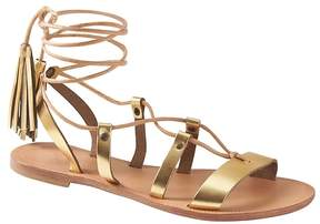 Banana Republic Joie   Saburo Wrap Sandals