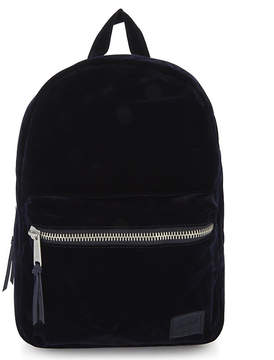 Herschel Grove extra-small velvet backpack