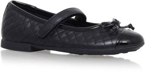 Geox Quilted Plie Ballet Shoes