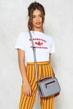 Nasty Gal nastygal WANT Scale Back Crossbody Bag