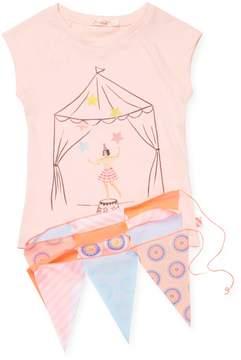 Billieblush Little Girl's & Girl's Circus Graphic Tee