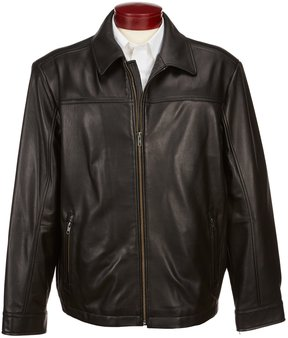 Murano Classic Lambskin Leather Hipster Jacket