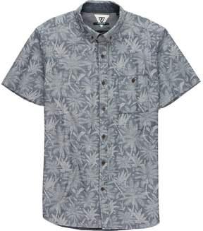 VISSLA Fakarava Short-Sleeve Shirt