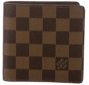 Louis Vuitton Damier Ebene Porte-Billets 6 Wallet