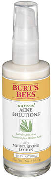 Natural Acne Solutions Daily Moisturizing Lotion by Burt's Bees (2oz Lotion)