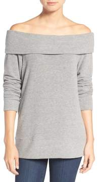 Cupcakes And Cashmere Women's 'Brooklyn' Off The Shoulder Top