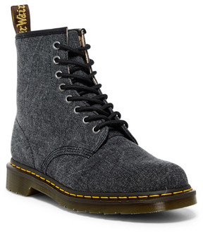 Dr. Martens 1460 Black Wash Boot