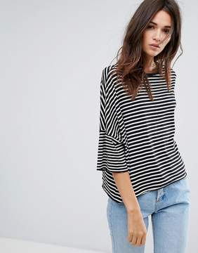 Dr. Denim Stripe T Shirt