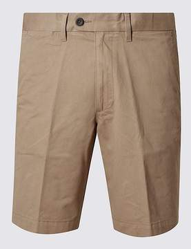 Marks and Spencer Pure Cotton Shorts with Adjustable Waist