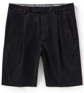 Daniel Cremieux Signature Microfiber Pleated Water-Repellent Shorts